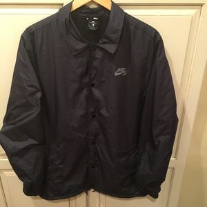 Nike sb windbreaker coaches jacket m